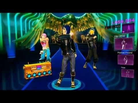 Dance Central 3 - Just Dance - (Hard/Gold Stars) (DC1)