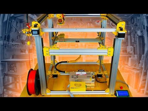 Как сделать 3д принтер своими руками в домашних условиях