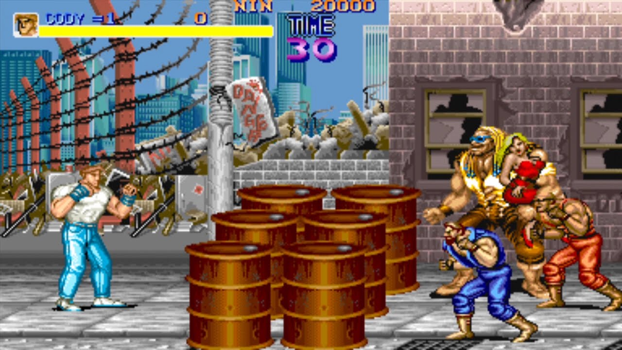 Final Fight Download Game