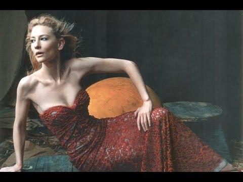 Cat Blanchett Nue