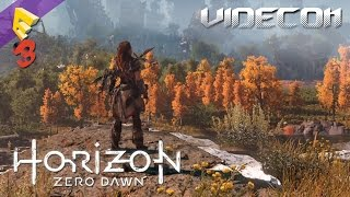 Horizon Zero Dawn: Gameplay Trailer Debut E3 2015 (Español)