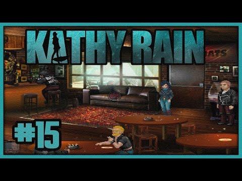 ⋆ Lets Play Kathy Rain (Blind) #15 - The Black Hats |