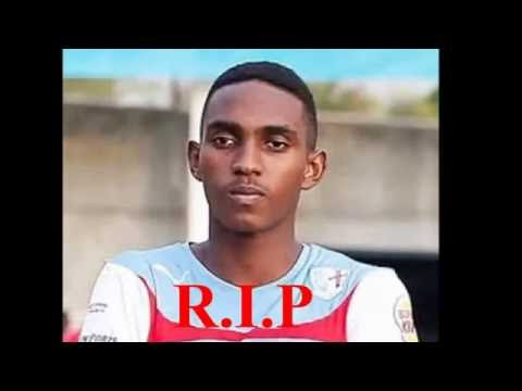 St George's College Foot Baller Dominic James AKA Delly Died September 20, 2016 R.I.P