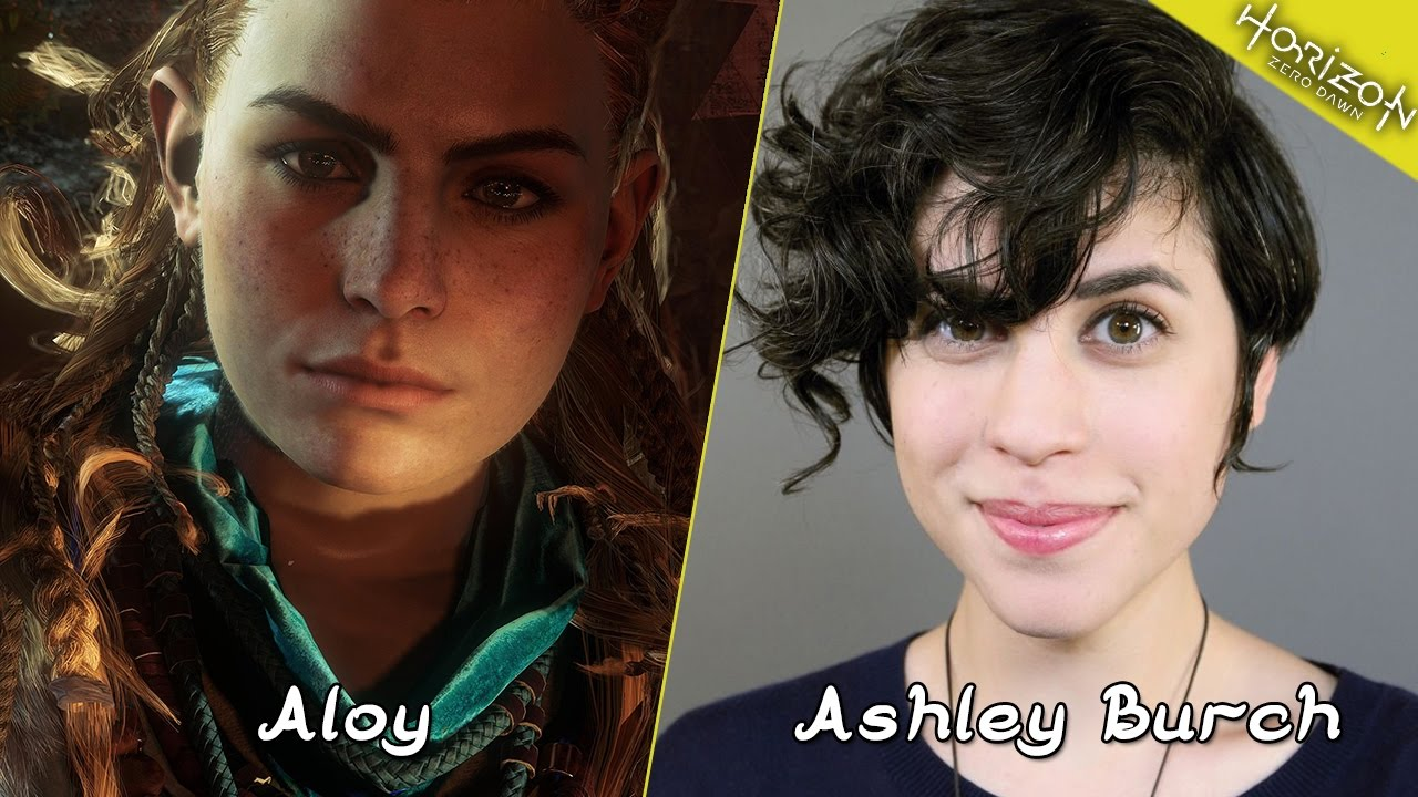 Horizon Zero Dawn Voice Actors