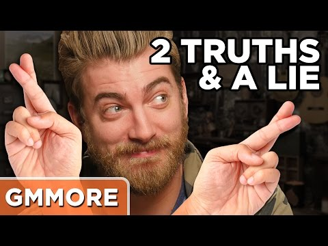 Playing 2 Truths And A Lie