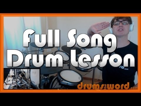 Let It Be The Beatles Drum Lesson Preview How To Play Song Ringo Starr Youtube
