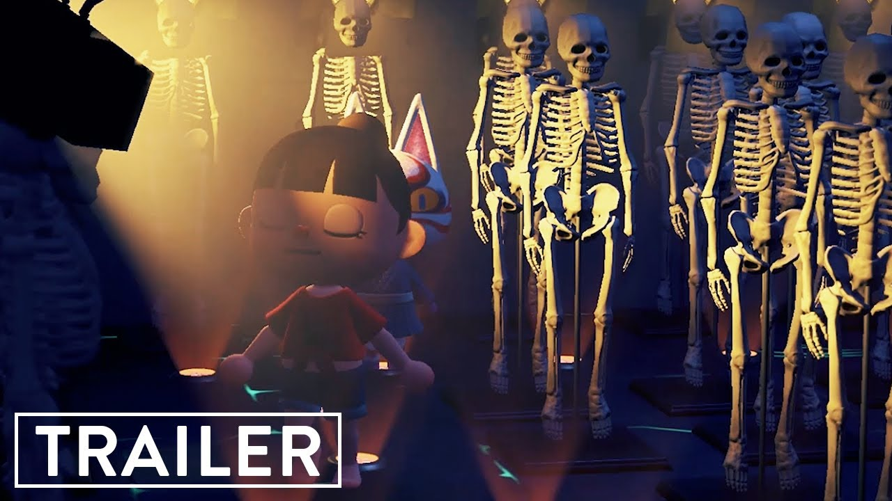 Animal Crossing | Horror Movie Trailer