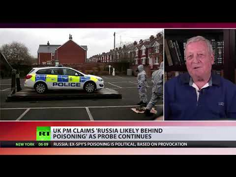 May confirms nerve agent used on Skripals is Novichok