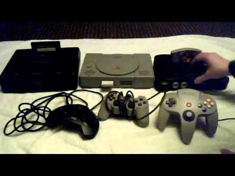 PlayStation 1 vs. Nintendo 64