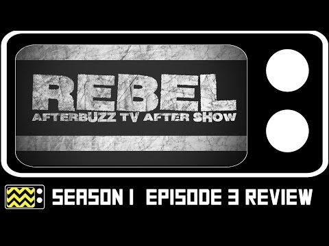 Rebel Season 1 Episode 3 Review w/ Carl Seaton | AfterBuzz TV
