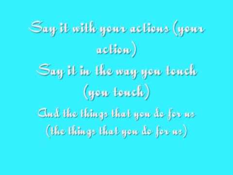 all in what you do chrisette michele lyrics