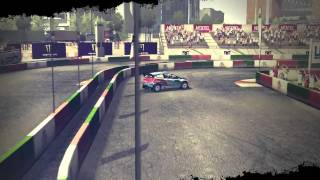WRC 2: World Rally Championship two HD video game trailer - PC PS3 X360
