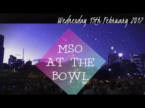 MSO AT THE MYER MUSIC BOWL 2017
