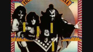 Kiss Hotter Than Hell (Studio Version)