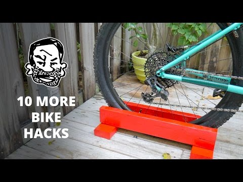 10 More Bike Hacks for MTB, BMX, and Road