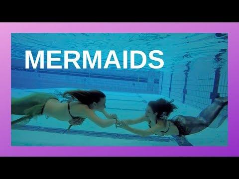 Zwemmen als Zeemeermin? - MERMAIDS