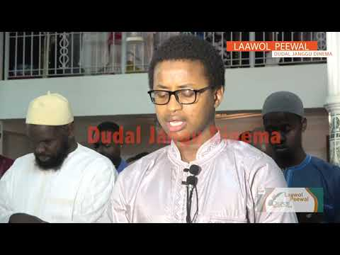 Tarawih Ramadan 2019 | Mouhammad Moujtaba DIALLO | Nuit-5 _ 01 - exceptionnelle récitation