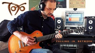 ''Falling In Between' Toto COVER - Rocco Saviano/Guitars