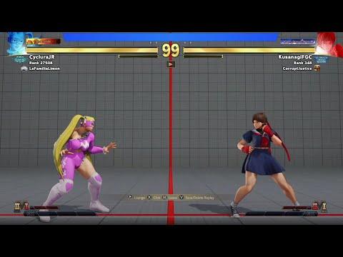 Street Fighter V: MenaRD vs Kusanagi - WInners Finals EVO 2021 Online LATAM Central |