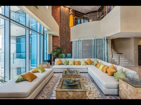 Trident Grand Residence Penthouse, Dubai, United Arab Emirates
