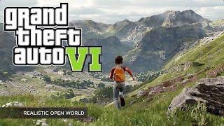 GTA 6 PC next gen possible gameplay graphics PART 2