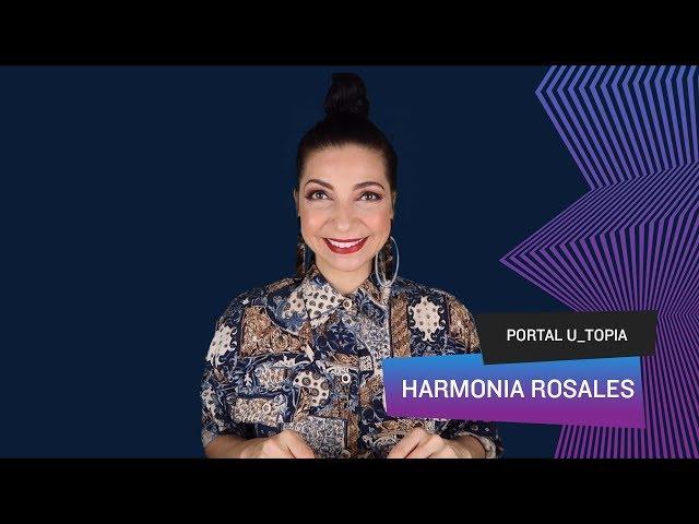 Portal U_topia - Harmonia Rosales, mulheres negras e protagonismo na arte