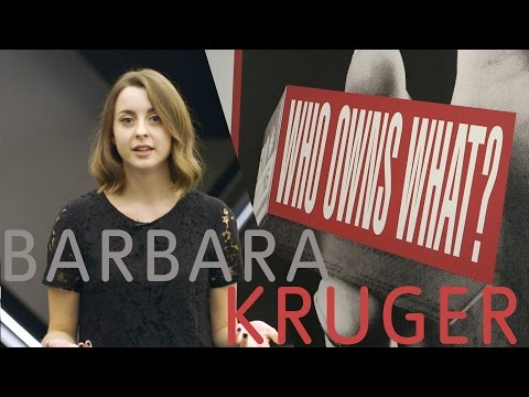 Barbara Kruger – Consumerism, Power and the Everyday | Fresh Perspectives