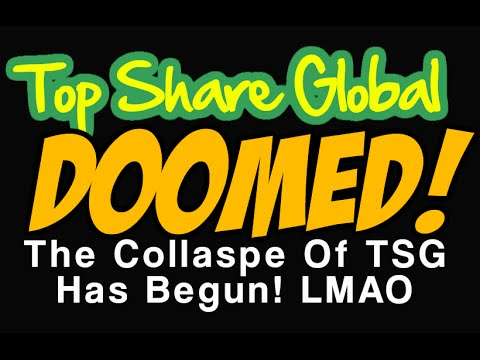 Top Share Global Review SCAM Update – TSG is NOW Breaking DOWN LMAO :)