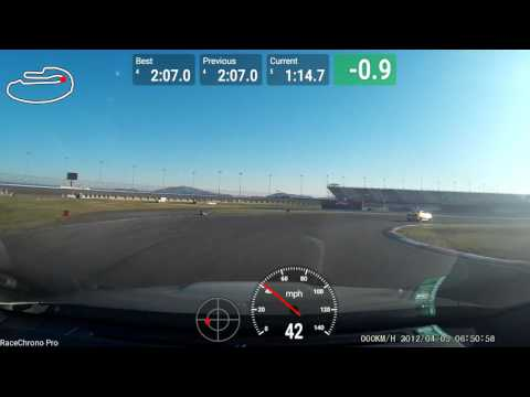 2017 Subaru WRX STi Speed Ventures Track Day (Auto Club Speedway Roval, 11.5.16)