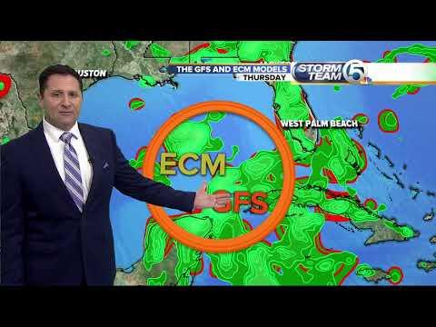 South Florida Tuesday morning forecast (5/22/18)