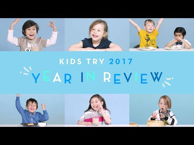 A Year In Review  | Kids Try | HiHo Kids