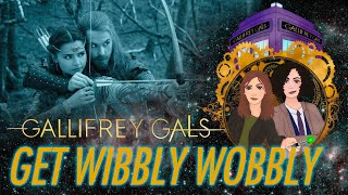 Reaction, Doctor Who, 8x03, Robot of Sherwood, Gallifrey Gals Get Wibbly Wobbly! S8Ep3