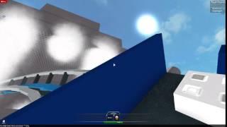 Blue Flash on roblox