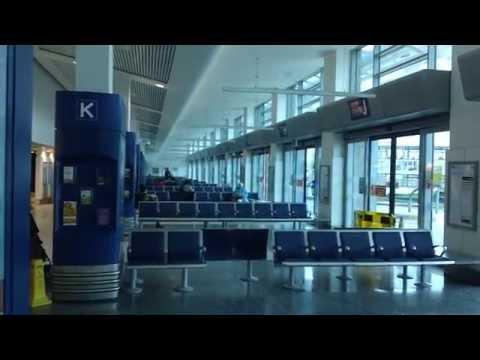 [PODRÓŻE] Jak wygląda dworzec autokarowy/autobusowy na lotnisku Manchester (Anglia) ?