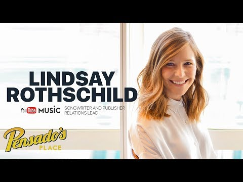 YouTube Songwriter & Publisher Relations Lead, Lindsay Rothschild – Pensado's Place #391