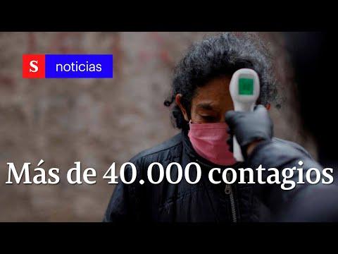Casos de coronavirus en Colombia junio 8: más de 40.000 contagios oficiales | Semana Noticias
