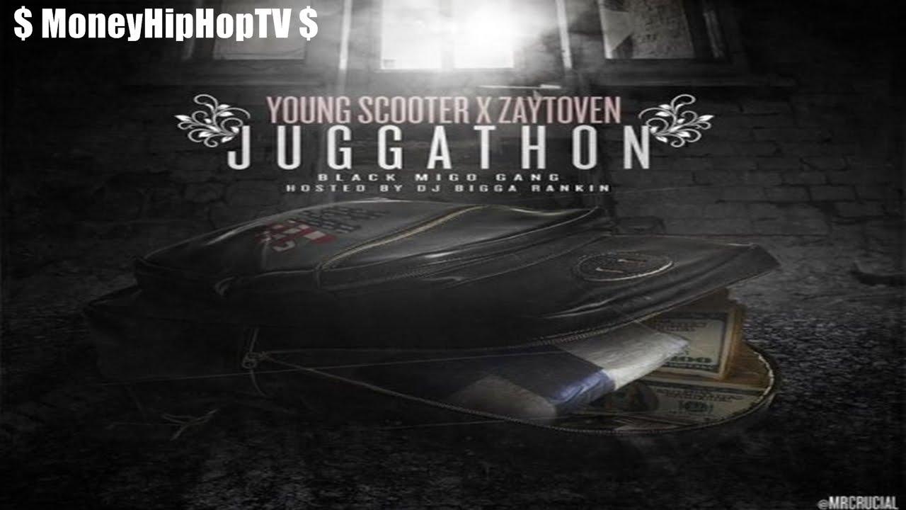 Download Young Scooter - Juggathon (Full Mixtape)