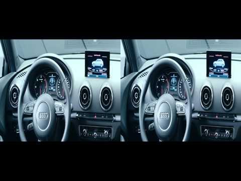 neuer Audi A3 Imagefilm