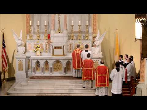 Annual Nellie Gray Solemn Mass (EF) at the March for Life 2017