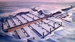Город внутри ледника. Как американцы строили военную базу под ледяным щитом Гренландии?