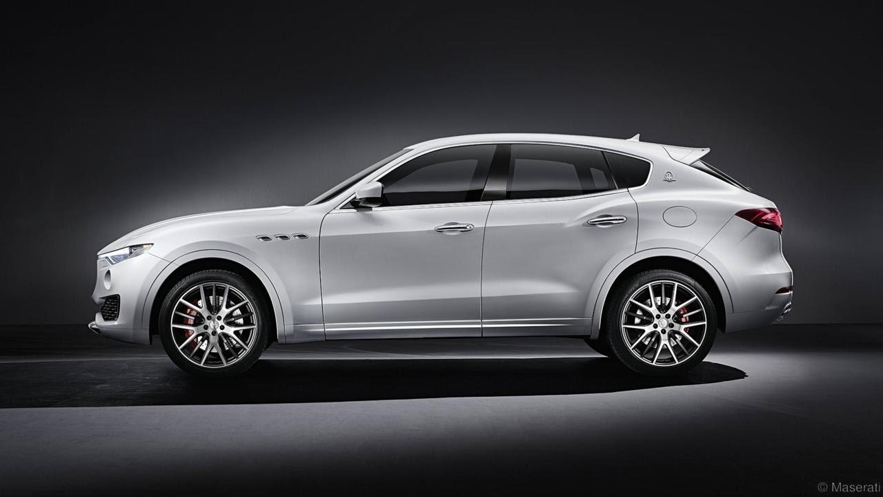 Обзор кроссовера Maserati Levante и его цена. Женевский автосалон 2016
