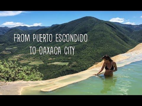 A road trip to Oaxaca City, Mexico