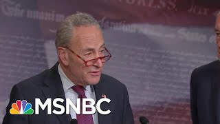 Chuck Schumer: Republicans 'Don't Want To Hear The True Facts' During Impeachment | MSNBC