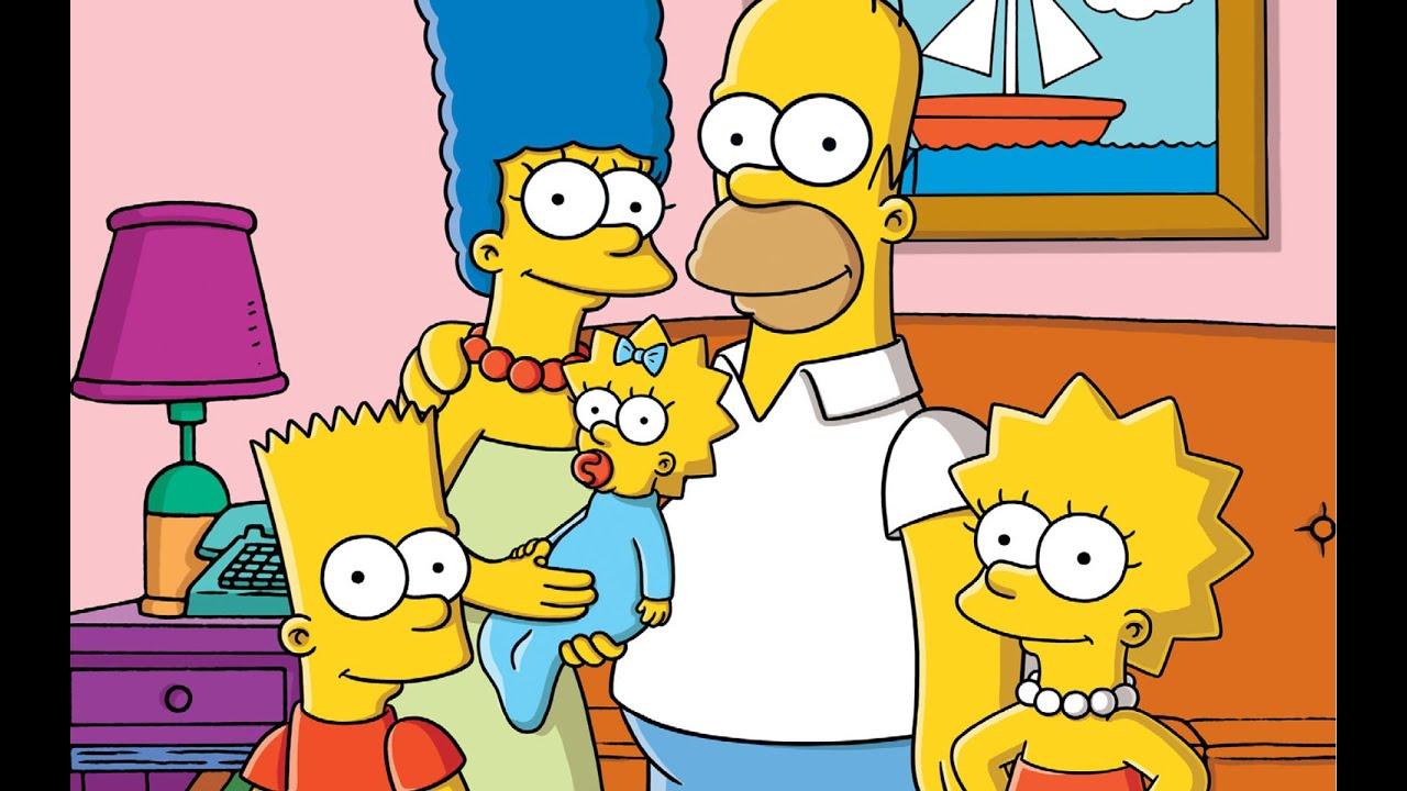 Cartoon Conspiracy Theories: Are the Simpsons GENIUSES?! (ORIGINAL ...