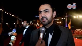 أخبار اليوم | الفنان محمد كريم فى حفل افتتاح مهرجان القاهرة السينمائي