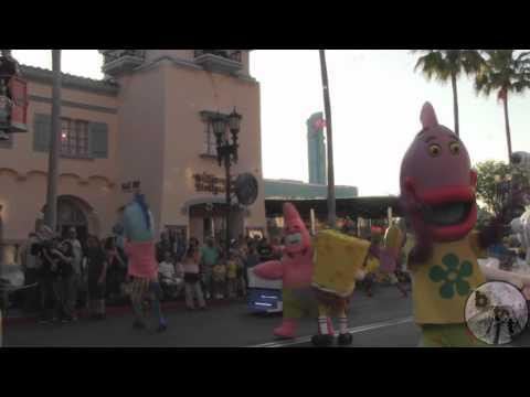 Universal's Superstar Parade-full run