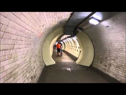 The Amazing Greenwich foot tunnel, London
