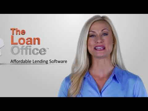 Powerful, Affordable Software- The Loan Office