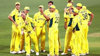 Scoatland vs  Australia world cup 2015