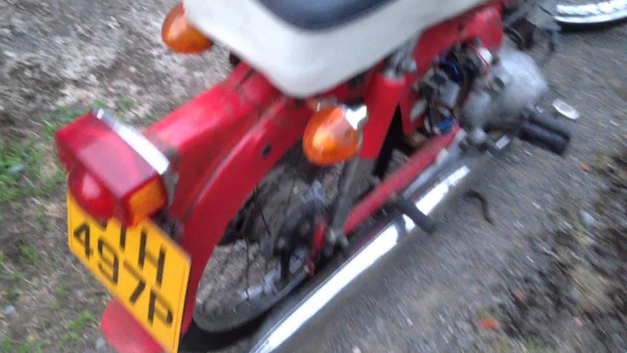 FOR SALE AT - http://www.ebay.co.uk/itm/1975-Honda-C90ZZ ...